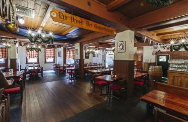 hofbrauhaus dining room